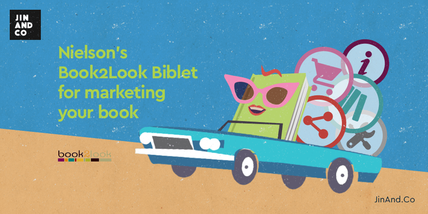 How to use Nielson's Book2Look Biblet for book marketing